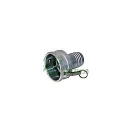 Coupling for 633-CV gas evacuation, for composite hoses