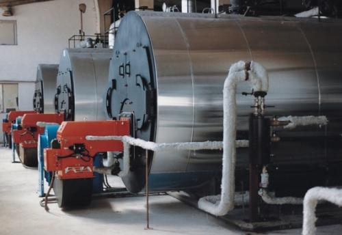 Generadores de vapor. Manguera para vapor