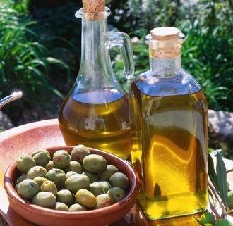 Aceite de oliva. Manguera Euro Food