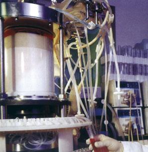 Manguera para industria química y laboratorios
