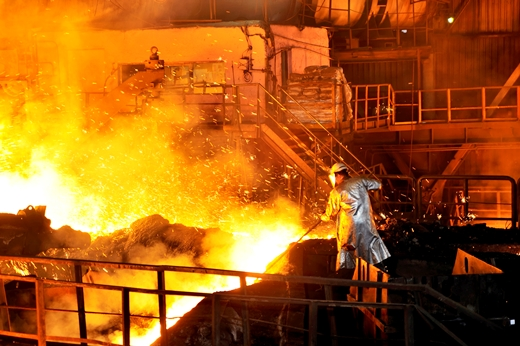 Manguera para la industria de la siderurgia, metalurgia...