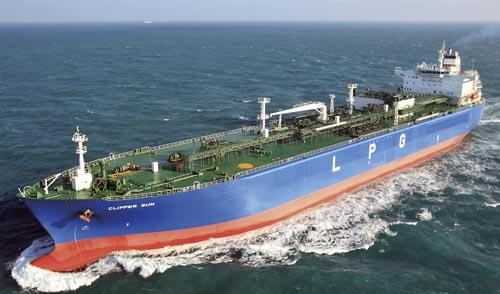 Transporte marítimo LPG, Euro LPG D 25