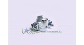 Abrazadera compresor de acero carbono